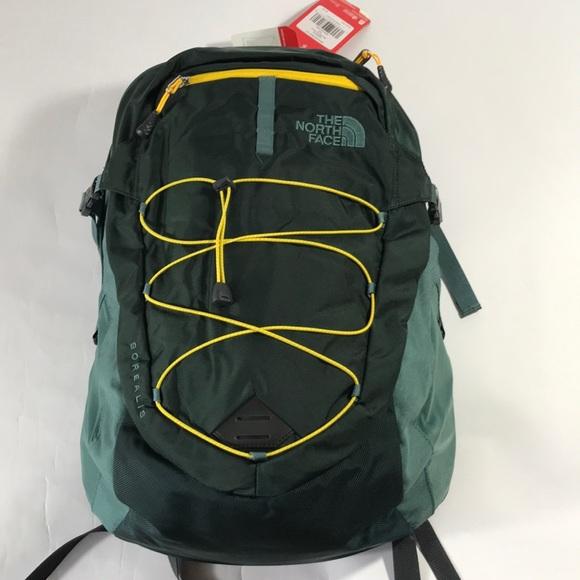 3ceeb88e6 The North Face Borealis Backpack Mtn Culture New NWT